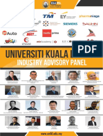 Industry Advisory Panels