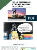 Ponenecia Sobre El Petroleo