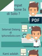 Tempat Servis Iphone 5s di Solo, 0896-1969-9997 - Iphonesolo.com