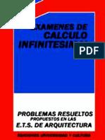 Exámenes de Cálculo Infinitesimal - Jesús Casanova González-Mateo