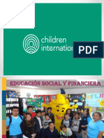 Educación Social y Financiera