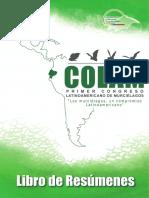 COLAM 2014 Libro de Resumenes