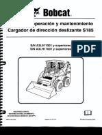 Manual de Operacion y Mantenimiento Bobcat S 185.pdf