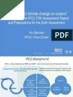 IPCC 2018 Report