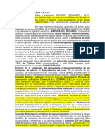 CASACION ESTUDIADA.docx