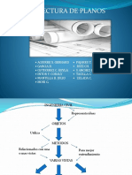 Diapositivas Incivi Lectura de Planos
