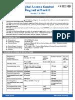 Manual Programacion YK368LB