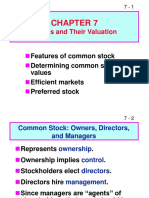 FM11_Ch_07_Stocks and Their Valuation.ppt