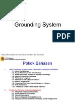 PT. PLN (Grounding).ppt