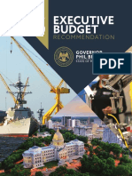 FY2020 Executive Budget Recommendation