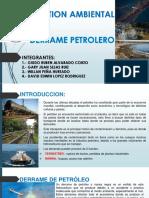 Gestion Derrame Petrolero Limpio