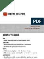 Dissertation theater