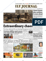 San Mateo Daily Journal 11-16-18 Edition