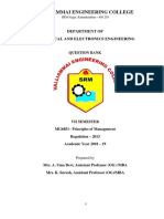 MG6851-Principles of Management