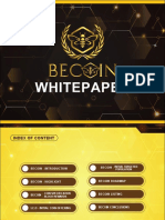 Be Coin White Paper