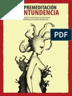 Con Premeditación y Contundencia - Antología de Microficciones Del Taller Literario de Leonardo Dolengiewich