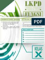 Form 10 Lkpd 2018 Fungsi