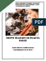 Breve Tratado de Flauta Dulce