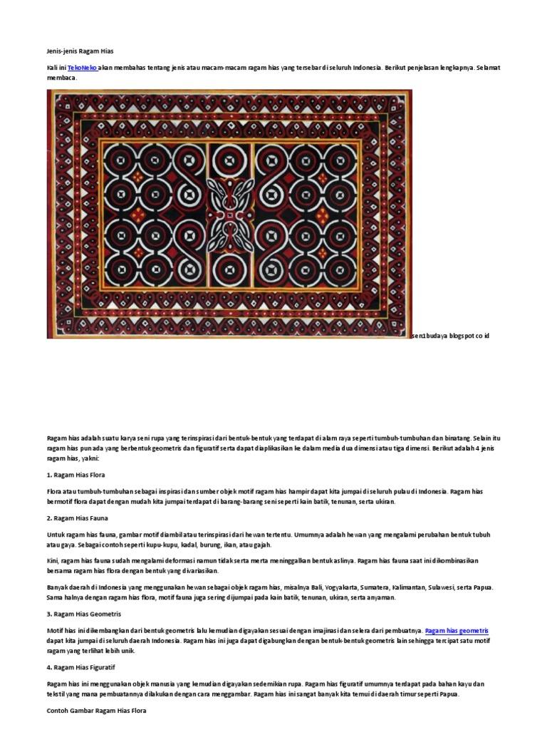 51 Gambar Ragam Hias Geometris Fauna Kekinian Gambar Pixabay