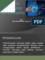 Sistem Informasi Keperawatan (Umc)