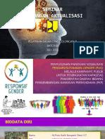 Presentasi Rancangan Aktualisasi Ratih