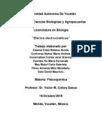Electroforesis investigación