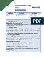 Planificación de Sesión de Aprendizaje_clase Modelo_1