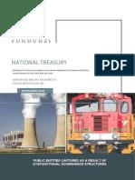 National Treasury Report on Eskom & Transnet