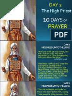10 DAYS OF Payer -2.pptx