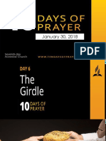 10 days of prayer the girdle.pptx