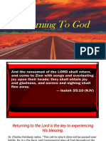 Returning To God.ppt