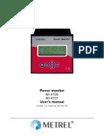 PQube 3 Instruction Manual - Revision 1.9