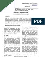 Pollution publication