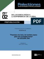 DE LA IDEOLOGIA A LA EXPERIENCIA REAL.pdf