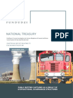 Treasury Report Eskom 15112018
