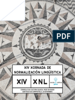 ECGALICIA18100 2 XIV Xornada de Normalización Lingüística