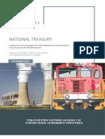 Treasury Report Transnet