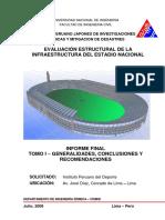 Evaluacion Estructural Estadio de Lima