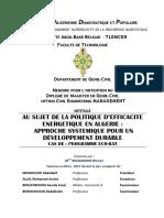 These - POLITIQUE D EFFICACITE ENERGETIQUE EN ALGERIE.pdf
