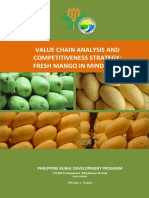 Value Chain Assessment of Mangoes in Mindanao