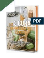 Libro La Cura Del Cancer - Dr. Rev. Christians Endara