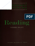 Reading (1996) Catherine Wallace