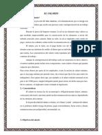 Work Paper Nº 6 Seminario de Derecho Laboral