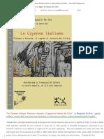 """""""Le Cayenne Italiane. Pianosa e Asinara_ Il Regime Di Tortura Del 41bis"""""""