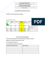 Informe de Entrega Pedagógica Bachillerato - 9