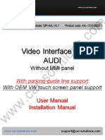 Audi_without_MMI_video_interface