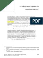 A formação humana em debate.pdf