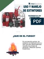 USO DE EXTITORES