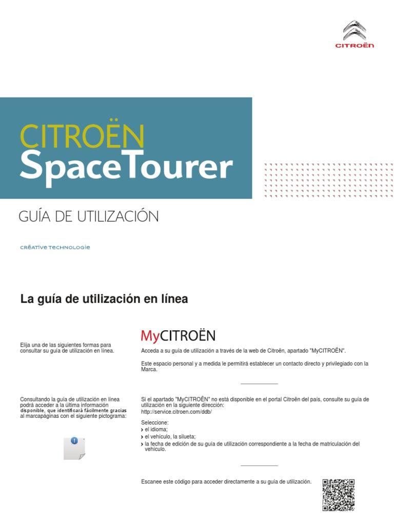 f929edefb38b8 2016 Citroen Spacetourer 97787
