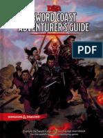 5e - Sword Coast Adventurer's Guide.pdf